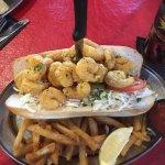Shrimp PO Boy Yummy
