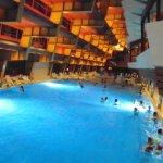 piscina grande interior