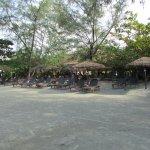 Photo de The Secret Garden at Otres Beach