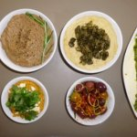 Nammie - a variety of patees and dips