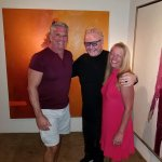 Frank Arnold welcomes us to his spectacular gallery!