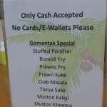 ONLY CASH :)