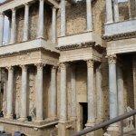Teatro romano de Mérida visita obligada para los visitantes a Mérida