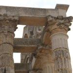Detalles templo de Diana