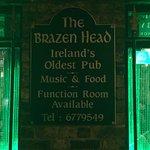 Billede af The Brazen Head