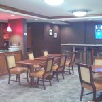 Back of small Club Lounge