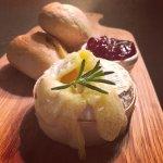 Box Baked Camembert