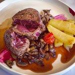 steak bleu