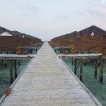 Photo de Vilamendhoo Island Resort & Spa