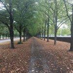 Herrenhäuser Gärten im Herbst