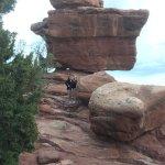 Balanced Rock, Garden of the Gods