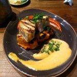 BBQ Albacore Tuna appetizer, M-F 2:00-6:00PM