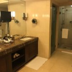 Bathroom (very spacious)