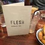 Foto de Flesh Restaurant Canal Saint Martin