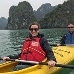 Kayaking (days 1 and 2)