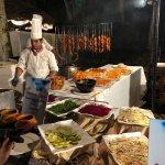Gala Food New Year