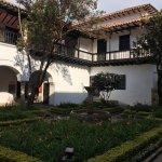 Casa de la moneda patio central
