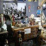 Augsburger Puppentheatermuseum Foto