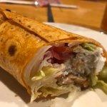 Greek Veggie Roll