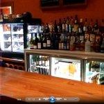 Seemingly Fully Stocked Bar :-)