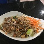 Veg. Pad Thai - lunch special