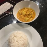 Yellow Curry - lunch special