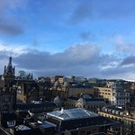 View from Mackintosh tower