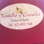 Photo of Tomillo y Canela