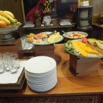 Breakfast Belmond Hotel Monasterio