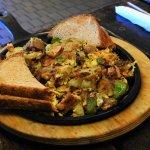 Skillet for breakfast