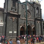 Foto di Church of the Virgin of the Holy Water (Nuestra Señora del Agua Santa)