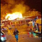 Fire at the Staunton VA Red Roof Inn