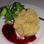 El taboule (quinoa cocida sin sal)