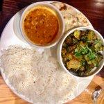 Vegan Bhindi Masala