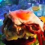 Luna Burger $18