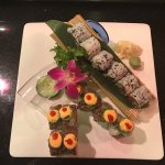 Try Kura it's the best sushi at town