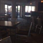 Empty Restaurant Due to non-existent wait staff.