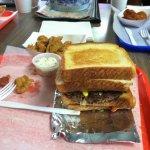 The Kraken Burger