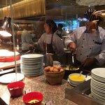Next2 breakfast buffet, Shangri-La wing