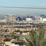 Expanded view of the Vegas Strip