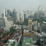 View from the 45th floor.