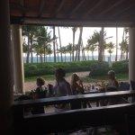 Breakfast view from Riviera buffet