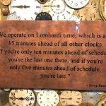 Lombardi Time...
