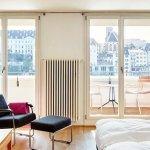 Hotel Krafft Basel Foto