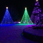 Christmas at Butchart