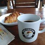 Hot Coffee from 40THB. a Premium Coffee 100% Arabica 'DOI CHANG' a Single Origin from Chiangrai,