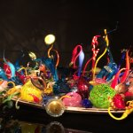 From Chihuli Glass Gardens