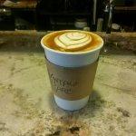 latte art to go