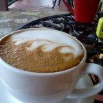 two tone cappuccino