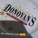 Donovan's Steak and Chop House Foto